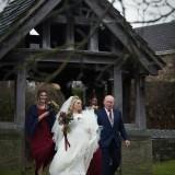 A New Year Wedding at Wood Hall Hotel (c) Bethany Clarke (15)
