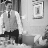 A New Year Wedding at Wood Hall Hotel (c) Bethany Clarke (54)
