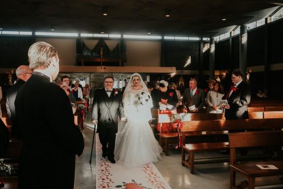 A Retro Wedding at Isla Gladstone Conservatory (c) Ian MacMichael (30)