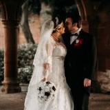 A Retro Wedding at Isla Gladstone Conservatory (c) Ian MacMichael (54)