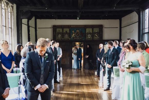 A Romantic Wedding at Samlesbury Hall (c) Jess Yarwood (22)