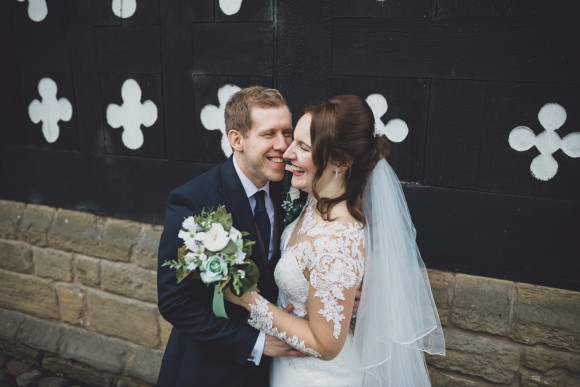 love is the way: handwritten promises for a romantic wedding at samlesbury hall – isis & martyn