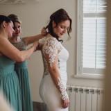 A Romantic Wedding at Samlesbury Hall (c) Jess Yarwood (9)