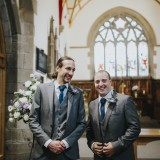 A Summer Wedding at Mirfield Monastery (c) Anna Wood Photography (17)