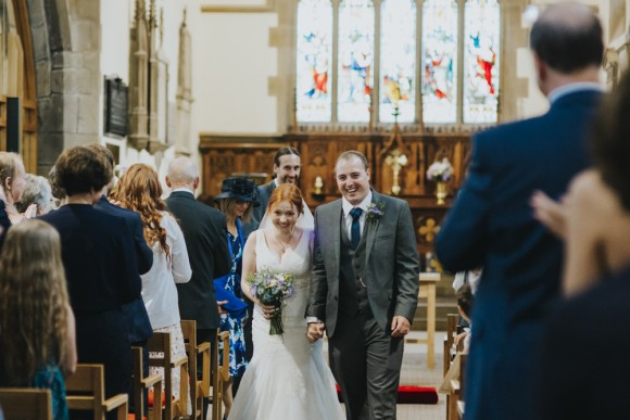 A Summer Wedding at Mirfield Monastery (c) Anna Wood Photography (28)