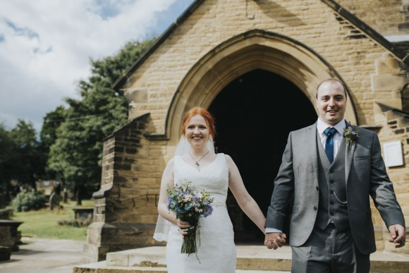 sweet loving. a summer's wedding at mirfield monastery – heather & steve