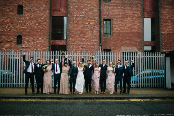A Winter Wedding at Victoria Warehouse (c) Dan Hough (18)
