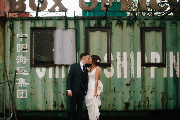 A Winter Wedding at Victoria Warehouse (c) Dan Hough (27)