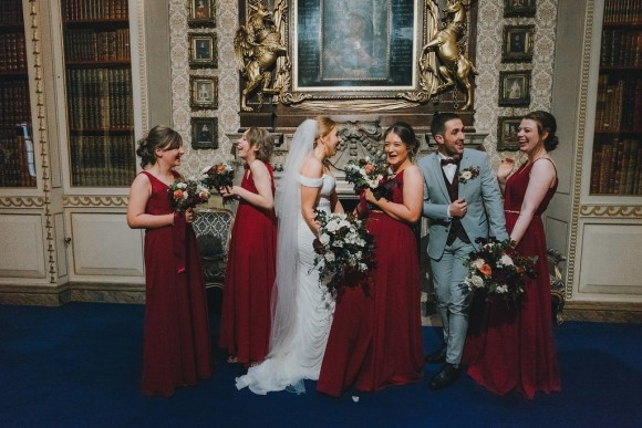 An Autumn Wedding at Knowsley Hall (c) Kate McCarthy Photography (43)