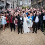 An Industrial Chic Wedding at Holmes Mill (c) Stuart Hornby (50)