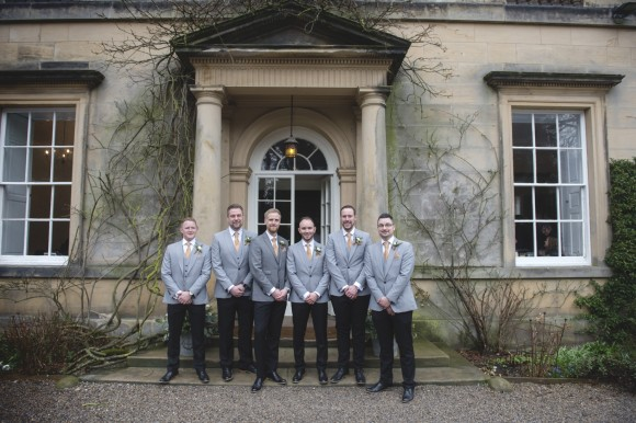 Modern Botanics Wedding at Middleton Lodge (c) Lloyd Clarke Photography (29)