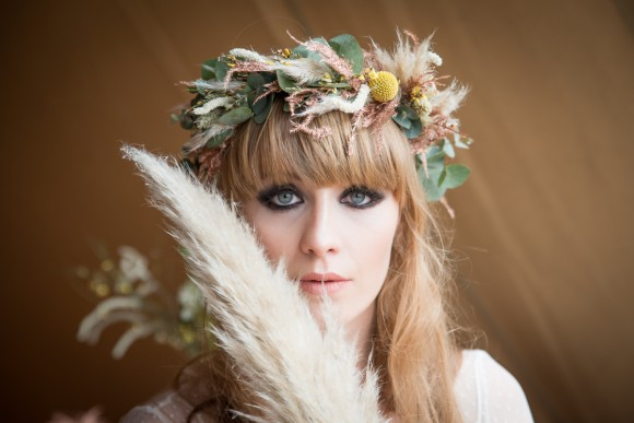 wild love. a nordic wedding shoot in north yorkshire