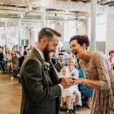 A Cool Wedding at Holmes Mill (c) Sarah Glynn Photography (31)