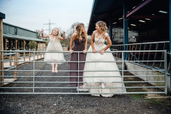 story of love. a rustic barn wedding at owen house, cheshire – emma & marc