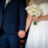A Rustic Wedding at Sandhole Oak Barn (c) James Tracey Photography (11)