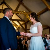 A Rustic Wedding at Sandhole Oak Barn (c) James Tracey Photography (12)