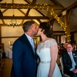 A Rustic Wedding at Sandhole Oak Barn (c) James Tracey Photography (13)