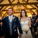 A Rustic Wedding at Sandhole Oak Barn (c) James Tracey Photography (14)