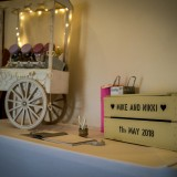 A Rustic Wedding at Sandhole Oak Barn (c) James Tracey Photography (23)
