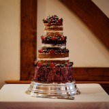 A Rustic Wedding at Sandhole Oak Barn (c) James Tracey Photography (24)