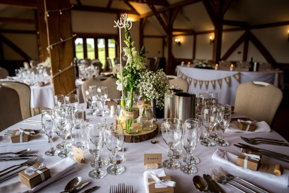 A Rustic Wedding at Sandhole Oak Barn (c) James Tracey Photography (30)