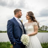 A Rustic Wedding at Sandhole Oak Barn (c) James Tracey Photography (32)