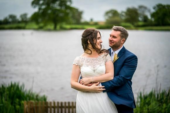 A Rustic Wedding at Sandhole Oak Barn (c) James Tracey Photography (33)