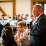 A Rustic Wedding at Sandhole Oak Barn (c) James Tracey Photography (37)