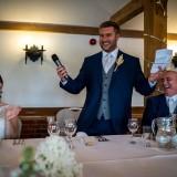 A Rustic Wedding at Sandhole Oak Barn (c) James Tracey Photography (41)