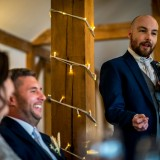 A Rustic Wedding at Sandhole Oak Barn (c) James Tracey Photography (42)