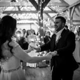 A Rustic Wedding at Sandhole Oak Barn (c) James Tracey Photography (48)