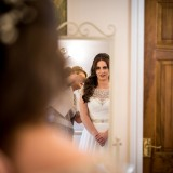 A Rustic Wedding at Sandhole Oak Barn (c) James Tracey Photography (6)