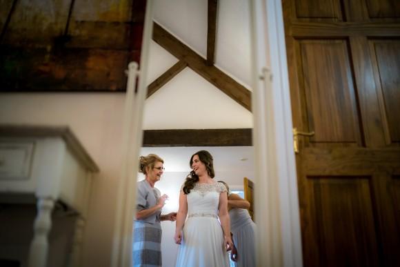 A Rustic Wedding at Sandhole Oak Barn (c) James Tracey Photography (7)
