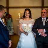 A Rustic Wedding at Sandhole Oak Barn (c) James Tracey Photography (9)