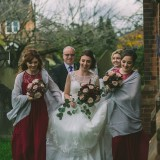 A Winter Wedding in the North West (c) Nik Bryant Photography (20)