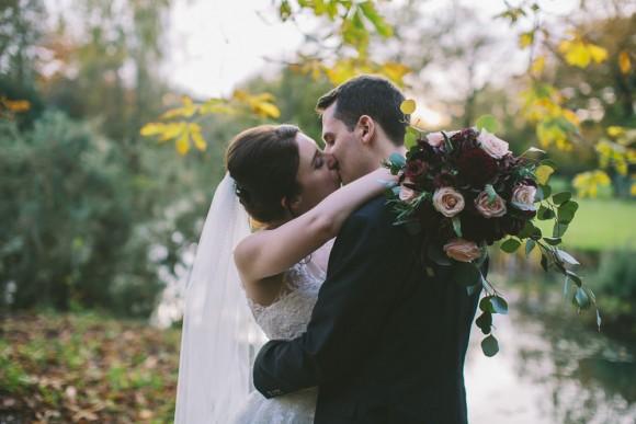 marsala magic: a cosy winter wedding at the oak tree of peover – natalie & paul