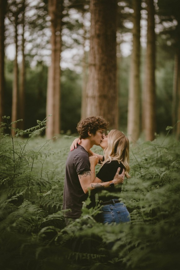 A Woodland Engagement Shoot (c) Clique Visuals (23)
