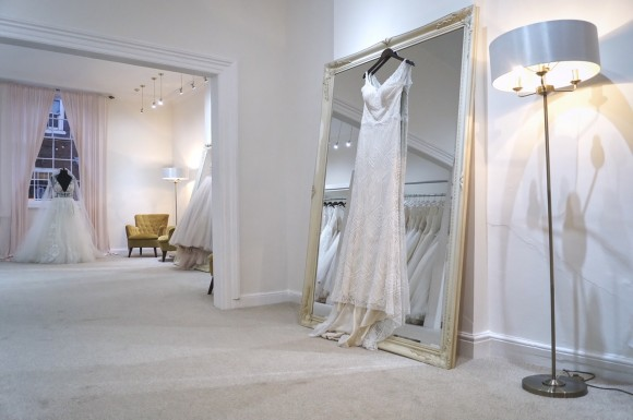 distinctly different: introducing along came eve bridal boutique, chester