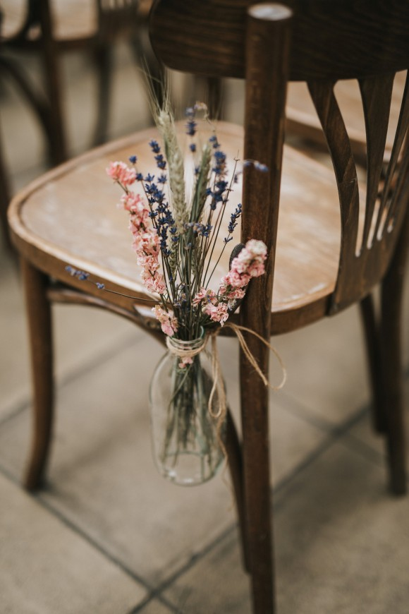 style file: rustic theme inspiration from shropshire petals