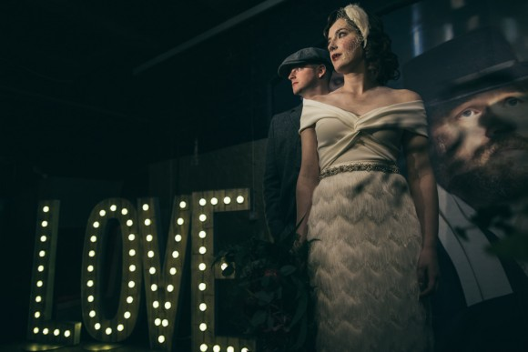 Peaky Blinders Styled Bridal Shoot (c) Vickerstaff Photography (22)