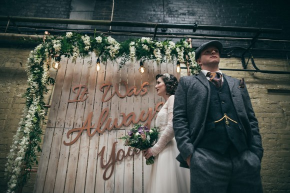 i do by order of the peaky blinders: a 1920s styled bridal shoot in liverpool