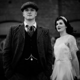 Peaky Blinders Styled Bridal Shoot (c) Vickerstaff Photography (39)