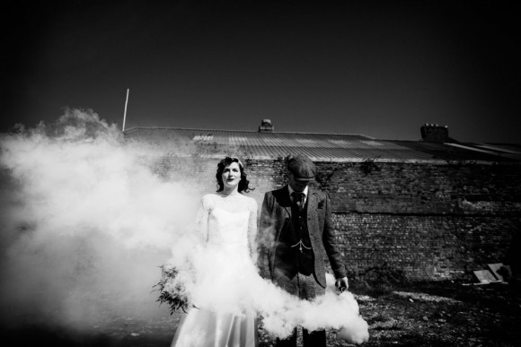 Peaky Blinders Styled Bridal Shoot (c) Vickerstaff Photography (41)
