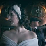 Peaky Blinders Styled Bridal Shoot (c) Vickerstaff Photography (8)