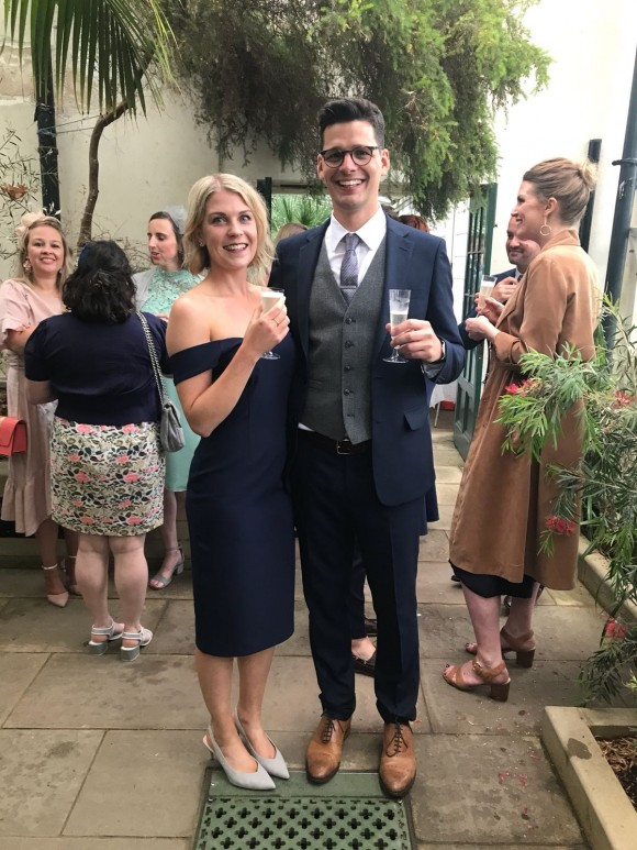 rachel's wedding diary: some admin, and a dress hunt!