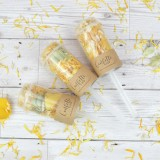 ShropshirePetals.com Kraft Confetti Pops with Icing Sugar, Honey B, Envy and Golden Slumber £2.90 each (2)