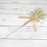 ShropshirePetals.com Natural Flower Girl Wand £6.50 each (3)