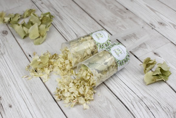 ShropshirePetals.com Personalised Confetti Pops - Woodland theme with Enchanted Woods £26 pack of 10 (2)