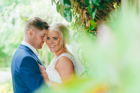 shine bright: morilee for a vibrant wedding at sandburn hall, york – chloe & marc