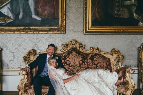 A Classic Wedding at Allerton Castle (c) Joel Skingle Photography (25)